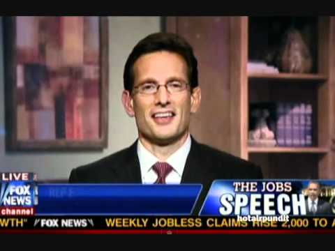 Eric Cantor: Obama  Not Accurate