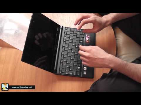 Toshiba NB505/NB500 unboxing and hands-on