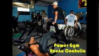 Power Gym - Acuña Coahuila.