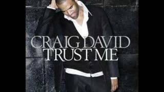 Watch Craig David Kinda Girl For Me video