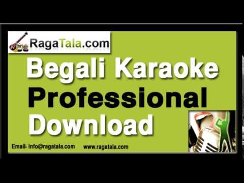 O chand samle rakho - Bangla Karaoke - Manna Dey