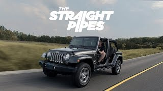 2017 Jeep Wrangler Review - Yuri and Jakub Go For a Drive