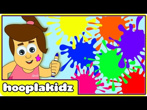 Learning Colors Video For Babies & Toddlers | Color Songs Collection | Nursery Rhymes 2015