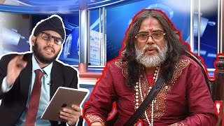BIGG BOSS 10 : SWAMI OM Latest Unseen Funny Interview