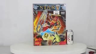 Mở hộp Decool 10666 Lego Bionicle 70787 Tahu – Master of Fire giá sốc rẻ nhất