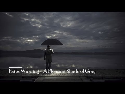 Fates Warning - A Pleasant Shade Of Grey