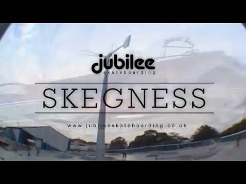 Jubilee Ambassadors Skegness Skatepark Sept 2011