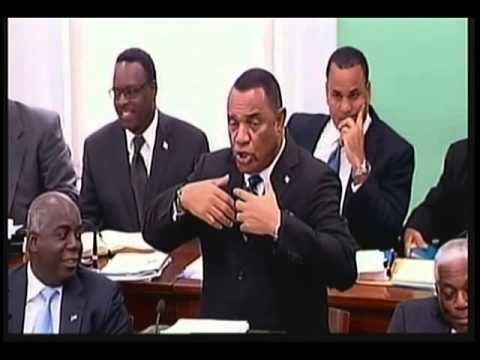 Parliament of The Bahamas ~ 2013-2014 Budget Debate ~ June 18, 2013 Evening (Part 1/4)