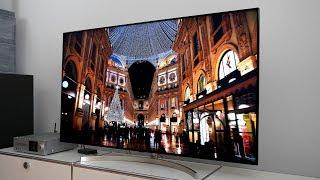 Besser als OLED? -  LG SUPER UHD TV (55 SK9500) Review (Deutsch)   SwagTab