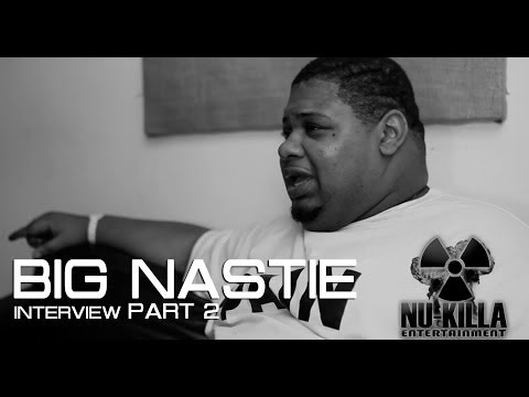 [NKE] Big Narstie - Talks 'Call Of Duty' and His Ipod Playlist