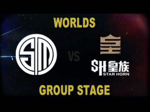 TSM vs SHR - 2014 World Championship Groups A and B D4G1