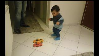AMAZING RC Cars Drifting Videos Ferrari vs Camaro / funny Baby video