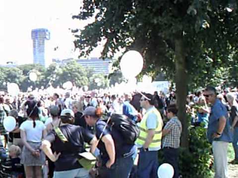 Bezuiniging Kunst en Cultuur 2011 Protest Bezuiniging Kunst en