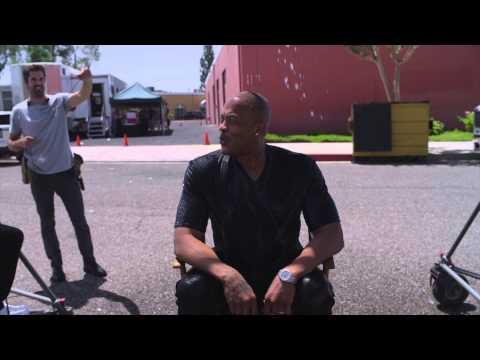 Dr. Dre ALS Ice Bucket Challenge