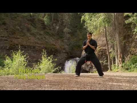 Kenpo Karate - Long Form 2