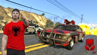 GTA 5 SHQIP - 6 Shqiptarë n'Aksion !! - SHQIPGaming