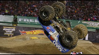 Monster Jam World Finals 2017 Freestyle!