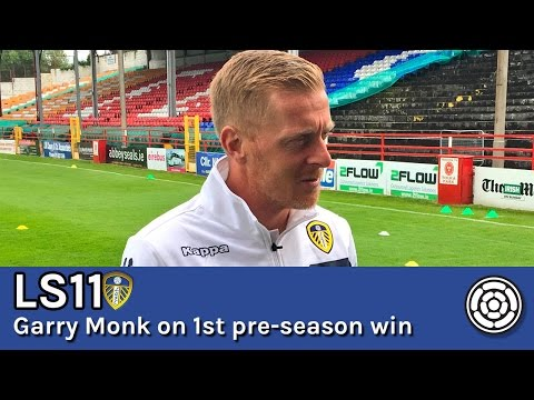 LS11: Garry Monk after 2-1 win over Shelbourne