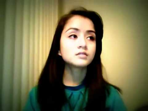 Nepal Girl Sing In Hindi Song Lag Ja Gale video