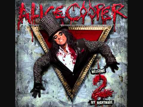 Alice Cooper - Fresh Blood
