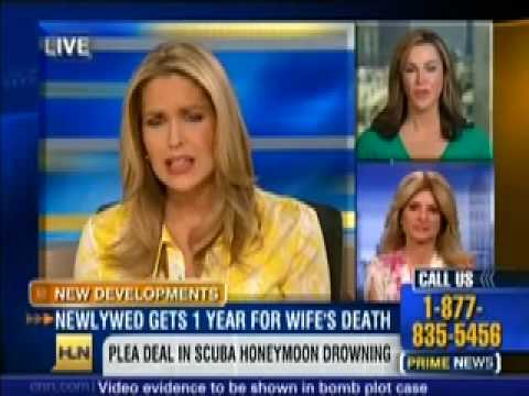 Scuba Honeymoon Drowning: 06/05/09 Tamara Holder on CNN HLN
