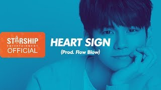 [COMING SOON] 옹성우 (ONG SEONG WU) - HEART SIGN (Prod. Flow Blow)