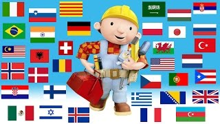 Bob the Builder Theme Song (In 34 Different Languages)
