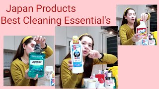 "Japan Life "" Best Cleaning Products for Home"""