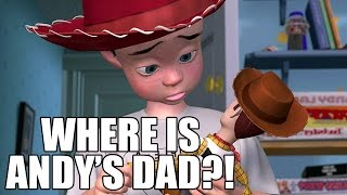 Toy Story Theory | WHERE is Andy