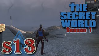 The Secret World (Illuminati) S1.013 - A Light in the Sky, Book of the Bokor, Message in a Bottle