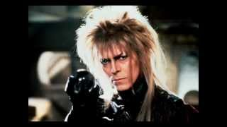 David Bowie Remake - Labyrinth - End of Hallucination Into As The World Falls Down