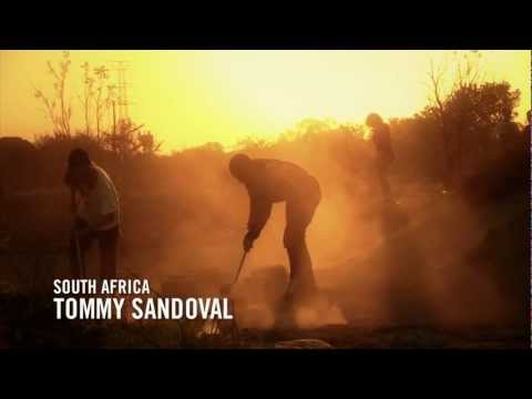 Road Less Traveled - Tommy Sandoval: South Africa