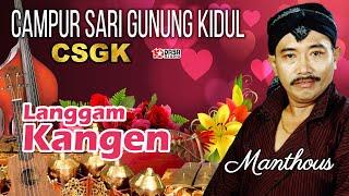 Langgam Kangen - Manthous