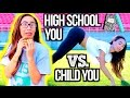 download mp3 dan video High School You Vs. Child You!