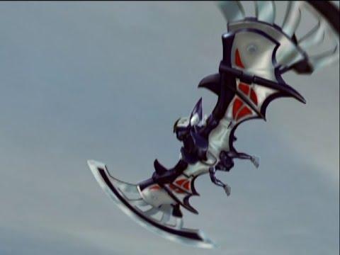 Power Rangers Jungle Fury - Bat Beast Zord First Scene (Blind Leading the Blind Episode)