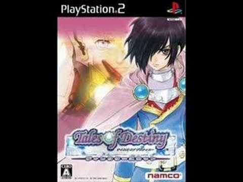 Tales of Destiny Directors Cut (PS2): Lion Fate of a Fencer