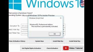 Active Windows 10 || 2019 work 100%