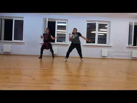 Hip hop / Девушки танцуют / Таня Вика / Студия танца SLAM