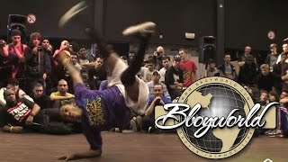 KNUCKLEHEAD CALI vs MORRIS & GRAVITY (RAW CIRCLES 2011)