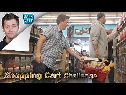 Shopping Cart Challenge!