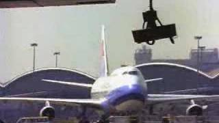 Boeing 747 Image Video