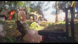 Argonne Forest - NEW Map in Battlefield 1 - RAW GAMEPLAY ONLY (1080p 60fps)