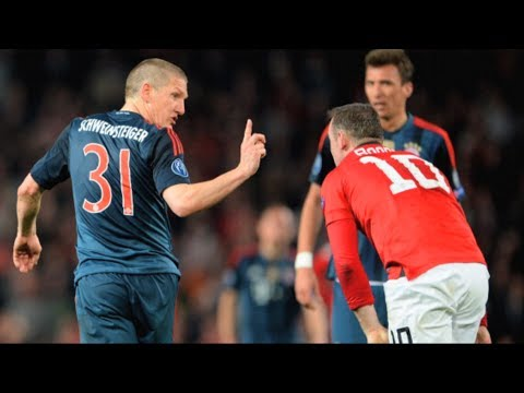 Manchester United 1-1 Bayern Munich Champions League