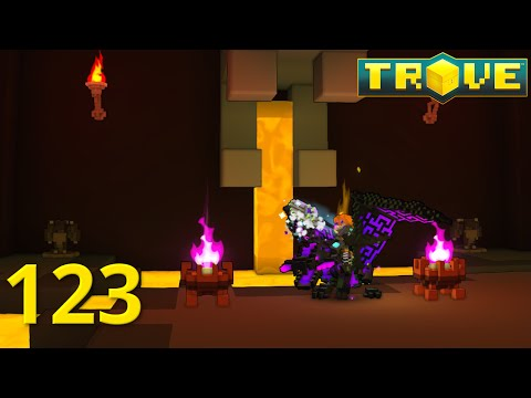 Trove Erimatra, Scourge of the Everdark! Lets Play Ep 123