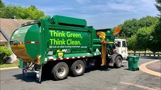 Brand New Autocar ACX McNeilus ZR Garbage Truck