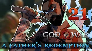 [21] A Father's Redemption (Let's Play God of War [2018] w/ GaLm)