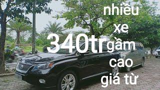 Về thêm nhiều xe gầm cao giá từ 340tr