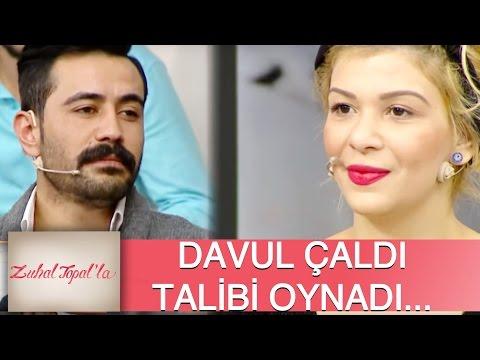 Zuhal Topal'la 100. Bölüm (HD) | Tepecikli Dilek Davul Çaldı, Talibi Oynadı!