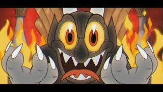 FACE TO FACE WITH THE DEVIL !! - Cuphead | Fernanfloo