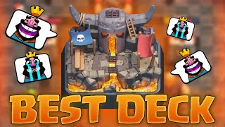 Clash Royale - BEST ARENA 4 DECK! How To Get To ARENA 5 From PEKKAs Playhouse!